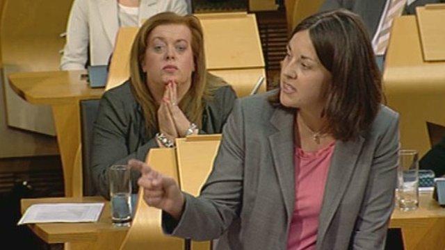 Labour MSP Kezia Dugdale