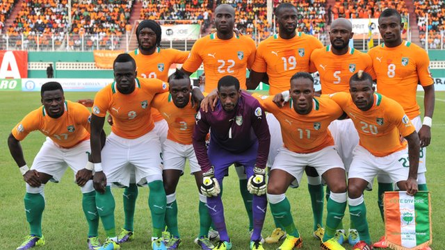 World Cup team profile: Ivory Coast