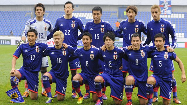 World Cup team profile: Japan