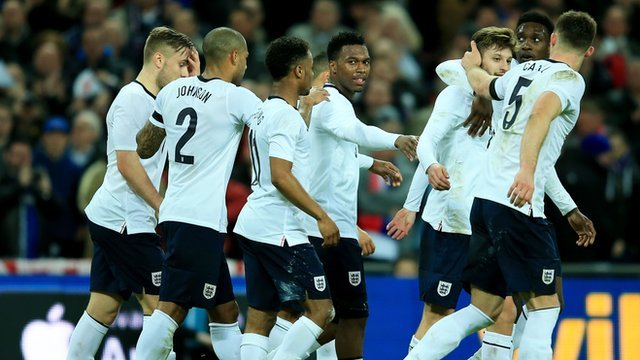 World Cup team profile: England
