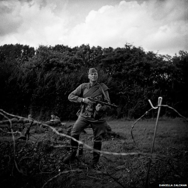Richard Jelley, Red Army
