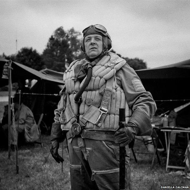 Mark Anthony Craig, Oberfeldwebel, Kampfgeschwader 55, Platoon Leader, Luftwaffe