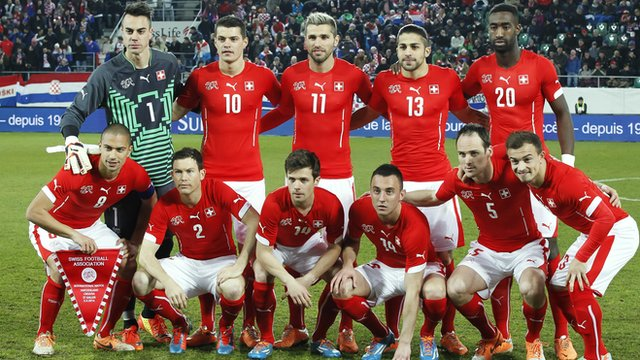 World Cup team profile: Switzerland