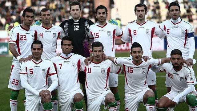 World Cup team profile: Iran