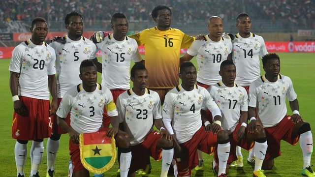 World Cup team profile: Ghana