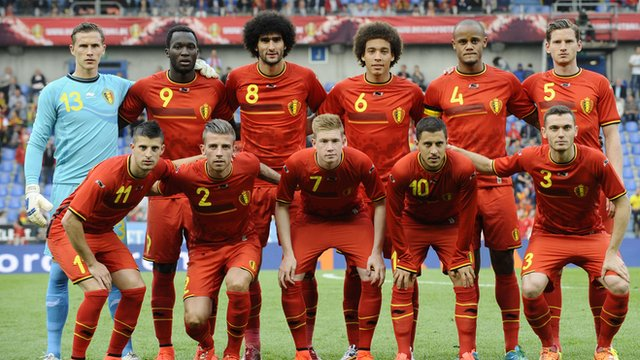 World Cup team profile: Belgium