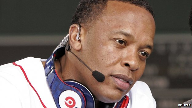 The deal is thought to have made Dr Dre hip-hop's first billionaire