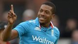 England's Chris Jordan