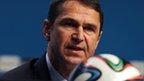 Fifa's head of security Ralf Mutschke