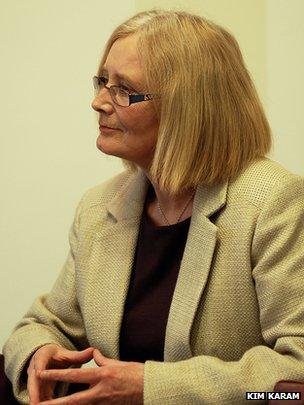 Tricia Marwick