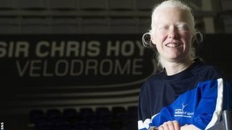 Paralympian Aileen McGlynn