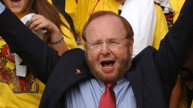 Malcolm Glazer owned both Manchester United and the Tampa Bay Bucaneers