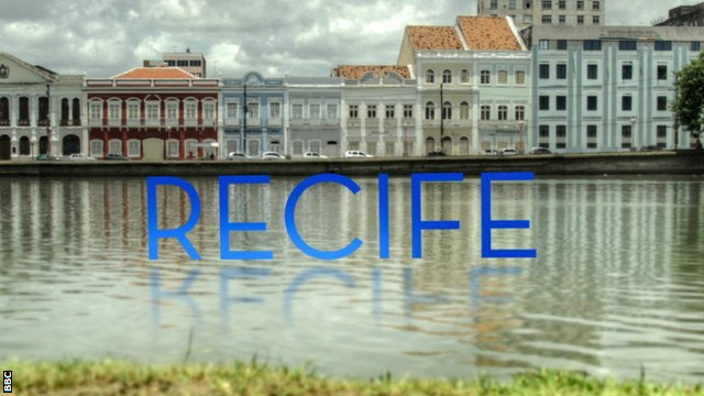 Brazil's Soccer Cities: Recife