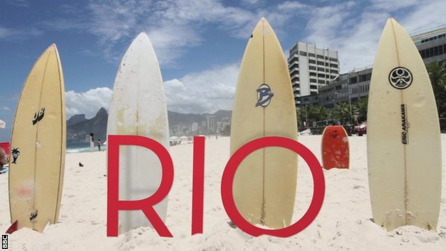 Brazil's Soccer Cities: Rio