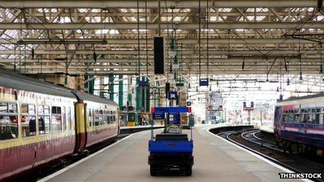 Central Station, Glasgow