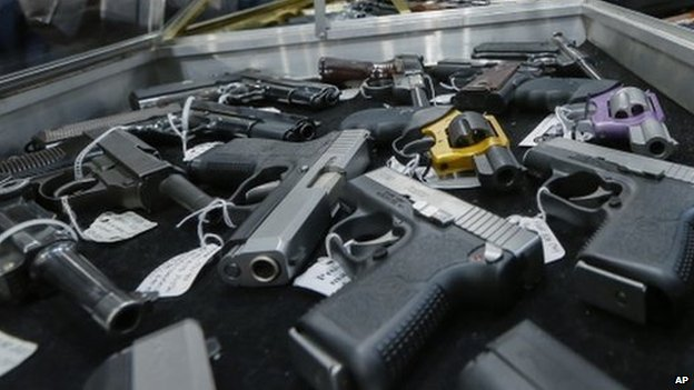 Chicago wants to video all gun sales