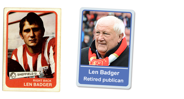 Len Badger