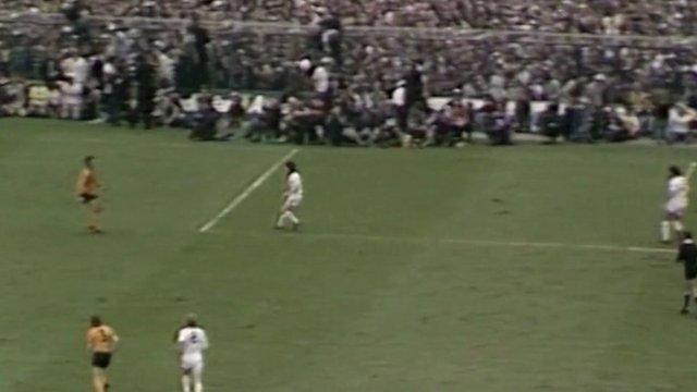 1981 FA cup semi final