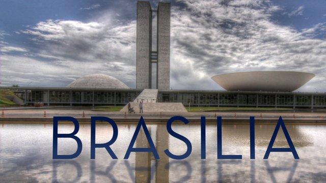 Brazil's Soccer Cities: Brasilia