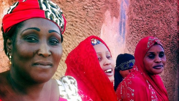 Women in Niger (May 2014)