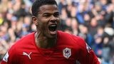 Cardiff City striker Fraizer Campbell