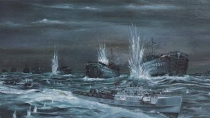 Exercise Tiger artist impression