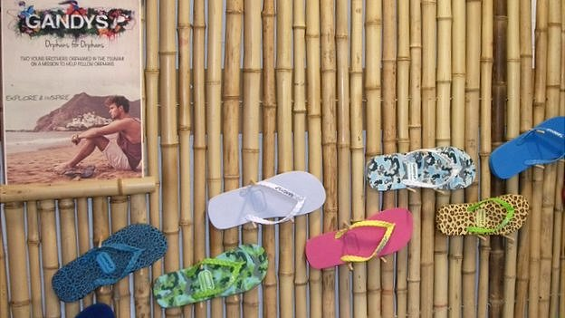 Gandys sandals