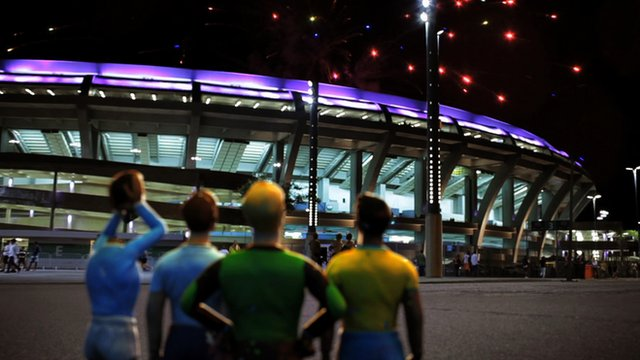 Watch the third and final part of BBC Sport's 2014 Fifa World Cup trailer