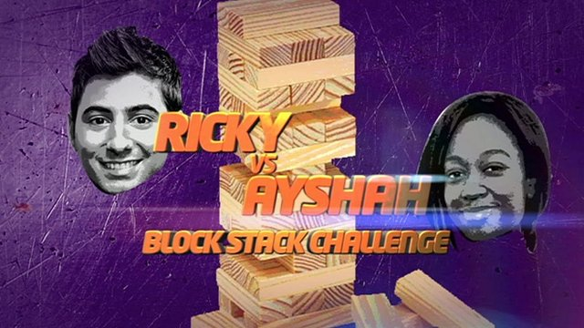 Ricky vs Ayshah