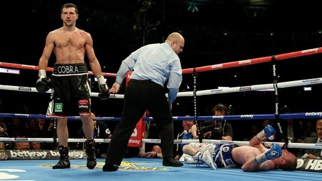 Carl Froch will make no decision about his boxing future this summer