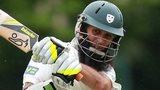 Worcestershire's England Twenty20 international allrounder Moeen Ali