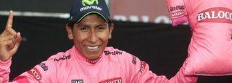 Nairo Quintana wins Giro d'Italia
