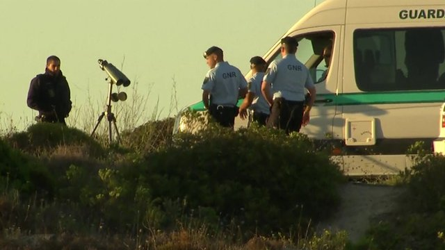 Portuguese police prepare to search scrubland
