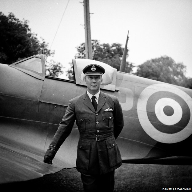 Wayne Ladd, RAF Squadron Leader, Battle of Britain
