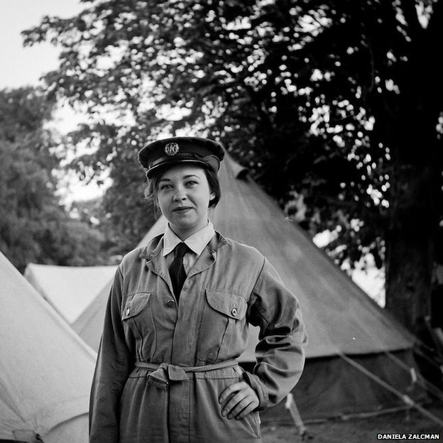 Lois Banyard, WAAF Ground Crew