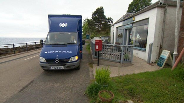 mobile bank of scotland