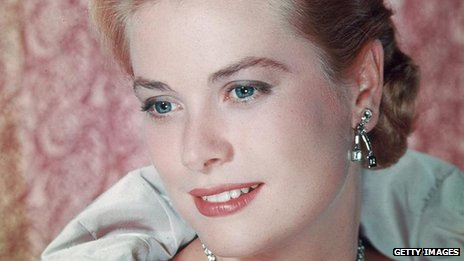 American actress Grace Kelly (1929 - 1982), who retired from films in 1956 to marry Prince Rainier III of Monaco. She was killed in a car crash in 1982