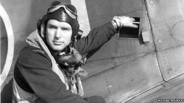 Flight Lieutenant John Saville