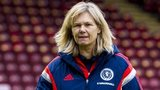 Scotland coach Anna Signeul