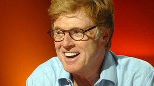 Robert Redford filmed Spy Game in Stevenage