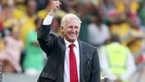 South Africa coach Gordon Igesund