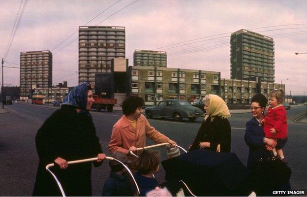 Gorbals 1960s