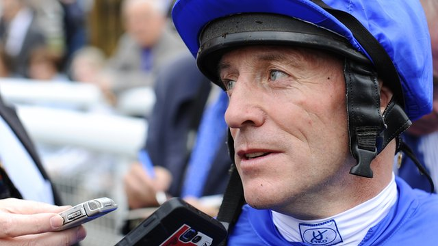 Epsom Derby 2014: Kieren Fallon seeking further glory