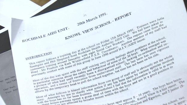1991 report written by Phil Shepherd
