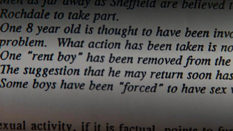 Extract form Phil Shepherd's 1991 report