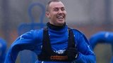 Kenny Miller is returning to Rangers