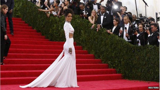 Rihanna, New York May 2014