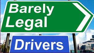 motoring signs