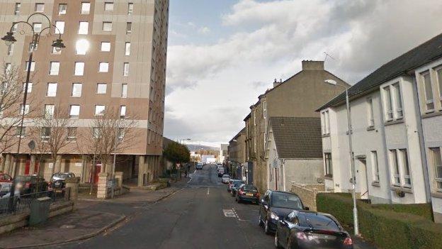 Dimity Street, Paisley