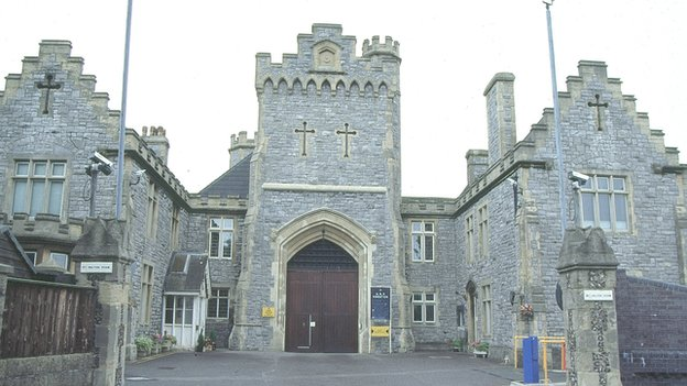 HMP Kingston in Portsmouth